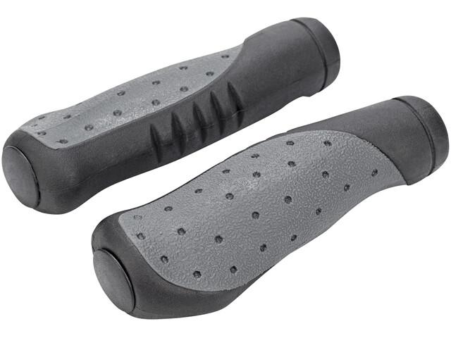 Mounty Wing-Grips Pro Griffe schwarz/grau